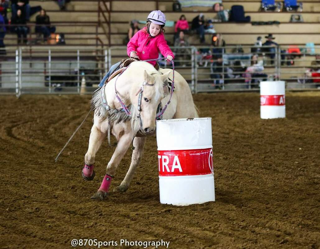 rodeo ass teenage Arkansas